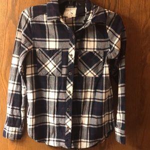 L.A. Hearts Flannel Shirt